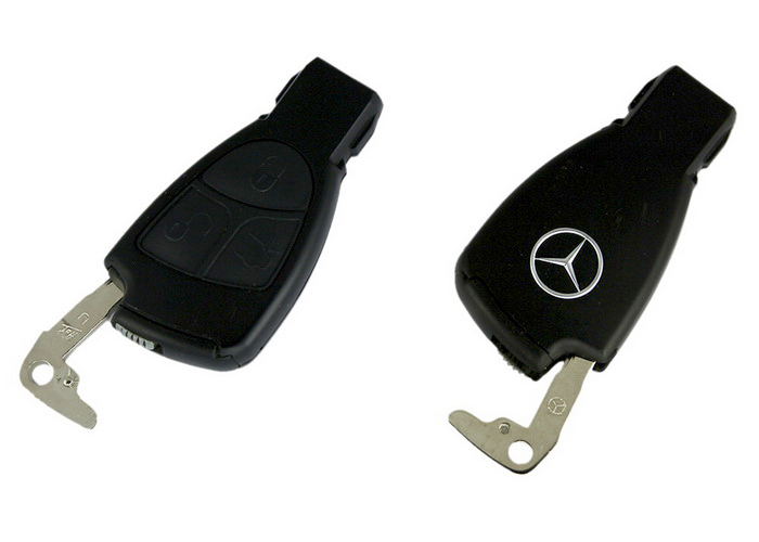 Ключ для Mercedes S-Klass 1998-2005